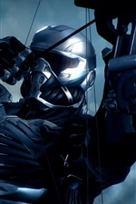 Preview iPhone wallpaper Crysis 3 PC game