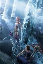 미리보기 iPhone 배경 화면 파이널 판타지 XIII-2 PC 게임