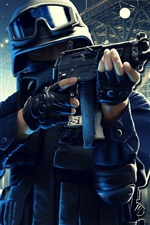Preview iPhone wallpaper Point Blank online game
