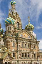 Preview iPhone wallpaper Savior on Spilled Blood Saint Petersburg