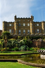 Vorschau des iPhone Hintergrundbilder Scotland Culzean Castle