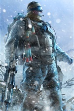 Preview iPhone wallpaper Sniper: Ghost Warrior 2 wide