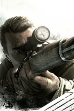 Preview iPhone wallpaper Sniper: Ghost Warrior PC game