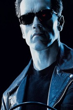 Preview iPhone wallpaper Terminator 2: Judgment Day