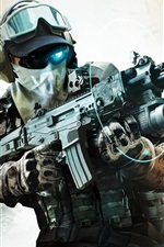Preview iPhone wallpaper Tom Clancy Ghost Recon