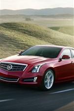 Cadillac ATS car