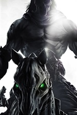 Preview iPhone wallpaper Darksiders II HD