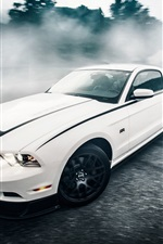 Ford Mustang sports car