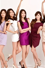 Preview iPhone wallpaper Girls Generation 67