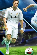 Preview iPhone wallpaper PES 2013
