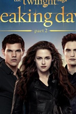 Preview iPhone wallpaper The Twilight Saga: Breaking Dawn - Part 2