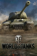 Preview iPhone wallpaper World Of Tanks PC game