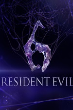 Preview iPhone wallpaper 2012 game Resident Evil 6
