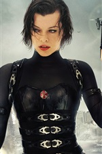 2012 filme Resident Evil 5: Retribution, Milla Jovovich