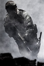 Preview iPhone wallpaper Call of Duty: Black Ops Declassified