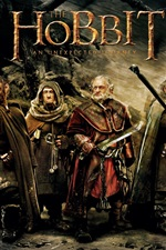 Preview iPhone wallpaper 2012 The Hobbit: An Unexpected Journey