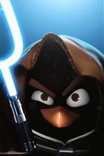 Preview iPhone wallpaper Angry Birds: Star Wars HD