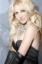 Preview iPhone wallpaper Britney Spears 08