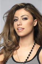 Preview iPhone wallpaper Gabriella Cilmi 06