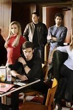 Preview iPhone wallpaper Heroes, US TV Series