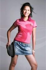 Preview iPhone wallpaper Jennylyn Mercado 02