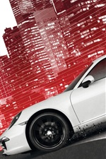 Preview iPhone wallpaper Need for Speed: Most Wanted PC game