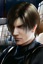 Preview iPhone wallpaper Resident Evil: Degeneration