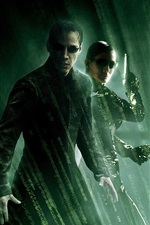 Preview iPhone wallpaper The Matrix Revolutions