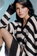 Preview iPhone wallpaper Andrea Corr 01