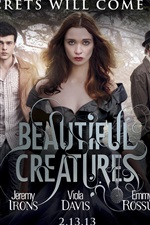 iPhone обои Beautiful Creatures 2013 фильм