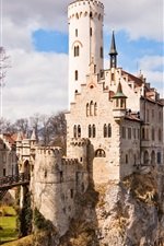 Preview iPhone wallpaper German medieval castle