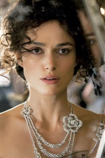 Preview iPhone wallpaper Keira Knightley in Anna Karenina