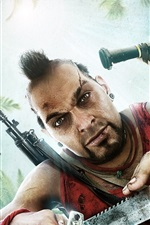 Preview iPhone wallpaper PC game Far Cry 3