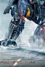 Preview iPhone wallpaper Pacific Rim 2013
