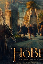 Preview iPhone wallpaper The Hobbit: An Unexpected Journey