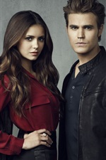 Preview iPhone wallpaper The Vampire Diaries 2012 HD