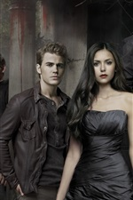 The Vampire Diaries, séries de TV quente