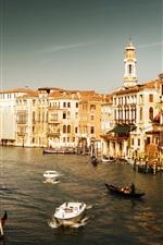 Tourist destination, Italy, Venice, Watertown