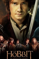Preview iPhone wallpaper 2012 movie, The Hobbit: An Unexpected Journey