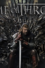 Preview iPhone wallpaper A Song of Ice and Fire: Game of Thrones