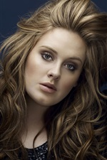 미리보기 iPhone 배경 화면 Adele 04