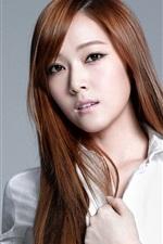 Preview iPhone wallpaper Girls Generation, Jessica, Korea