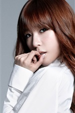 Preview iPhone wallpaper Girls Generation, Tiffany