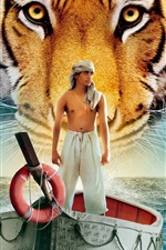 Preview iPhone wallpaper Life of Pi, 2012 movie