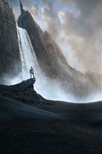 Preview iPhone wallpaper Oblivion 2013 movie