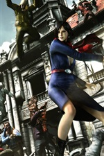 Preview iPhone wallpaper Resident Evil 6, game screenshot