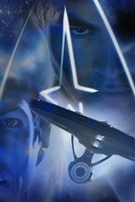 Preview iPhone wallpaper Star Trek Into Darkness 2013