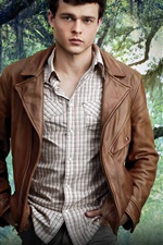 iPhone обои Alden Ehrenreich в Beautiful Creatures