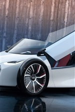 Preview iPhone wallpaper Audi Urban concept car