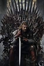 Preview iPhone wallpaper Game of Thrones HD